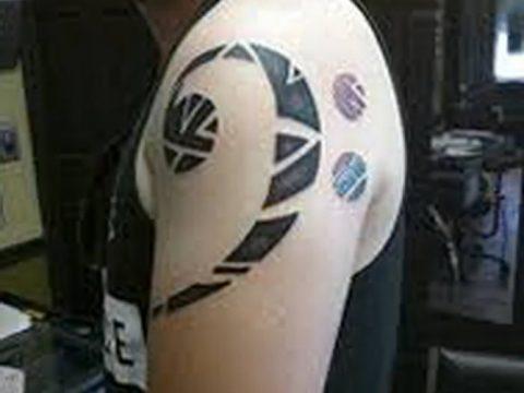 фото тату басовый ключ от 02.07.2018 №132 - Bass Key Tattoo - tatufoto.com