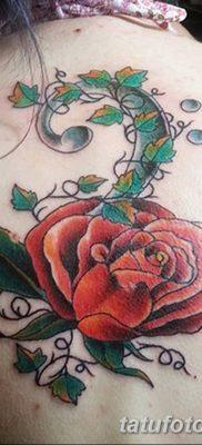 фото тату басовый ключ от 02.07.2018 №181 – Bass Key Tattoo – tatufoto.com