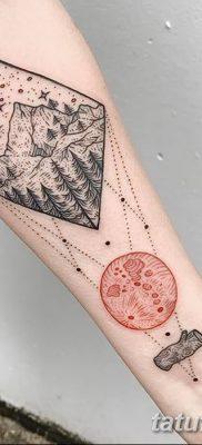 фото тату сосна от 31.07.2018 №143 – tattoo pine – tatufoto.com