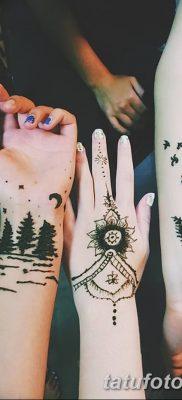 фото тату сосна от 31.07.2018 №145 – tattoo pine – tatufoto.com