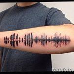 фото тату сосна от 31.07.2018 №147 - tattoo pine - tatufoto.com