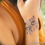Фото Женские тату 25.08.2018 №005 - Women's Tattoo - tatufoto.com
