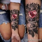 Фото Женские тату 25.08.2018 №008 - Women's Tattoo - tatufoto.com