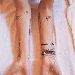 Фото Женские тату 25.08.2018 №023 - Women's Tattoo - tatufoto.com