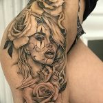 Фото Женские тату 25.08.2018 №026 - Women's Tattoo - tatufoto.com