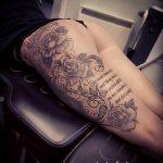 Фото Женские тату 25.08.2018 №043 - Women's Tattoo - tatufoto.com