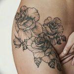 Фото Женские тату 25.08.2018 №044 - Women's Tattoo - tatufoto.com
