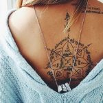 Фото Женские тату 25.08.2018 №054 - Women's Tattoo - tatufoto.com