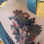 Фото Женские тату 25.08.2018 №062 - Women's Tattoo - tatufoto.com