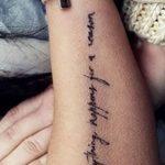 Фото Женские тату 25.08.2018 №065 - Women's Tattoo - tatufoto.com