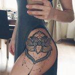 Фото Женские тату 25.08.2018 №068 - Women's Tattoo - tatufoto.com