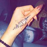 Фото Женские тату 25.08.2018 №070 - Women's Tattoo - tatufoto.com