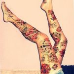 Фото Женские тату 25.08.2018 №074 - Women's Tattoo - tatufoto.com