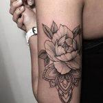 Фото Женские тату 25.08.2018 №081 - Women's Tattoo - tatufoto.com