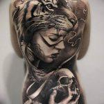 Фото Женские тату 25.08.2018 №091 - Women's Tattoo - tatufoto.com