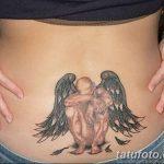 Фото Женские тату 25.08.2018 №094 - Women's Tattoo - tatufoto.com