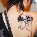 Фото Женские тату 25.08.2018 №100 - Women's Tattoo - tatufoto.com