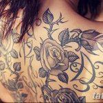 Фото Женские тату 25.08.2018 №142 - Women's Tattoo - tatufoto.com