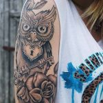 Фото Женские тату 25.08.2018 №151 - Women's Tattoo - tatufoto.com