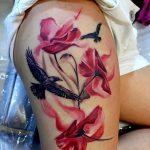 Фото Женские тату 25.08.2018 №160 - Women's Tattoo - tatufoto.com