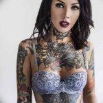 Фото Женские тату 25.08.2018 №162 - Women's Tattoo - tatufoto.com