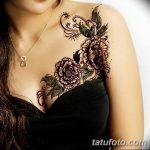 Фото Женские тату 25.08.2018 №168 - Women's Tattoo - tatufoto.com
