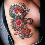 Фото Женские тату 25.08.2018 №174 - Women's Tattoo - tatufoto.com