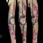 Фото Женские тату 25.08.2018 №179 - Women's Tattoo - tatufoto.com