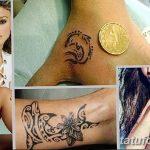 Фото Женские тату 25.08.2018 №188 - Women's Tattoo - tatufoto.com
