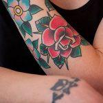 Фото Женские тату 25.08.2018 №204 - Women's Tattoo - tatufoto.com
