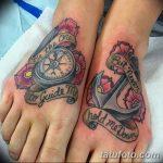 Фото Женские тату 25.08.2018 №210 - Women's Tattoo - tatufoto.com