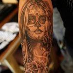 Фото Женские тату 25.08.2018 №228 - Women's Tattoo - tatufoto.com