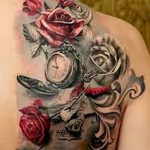 Фото Женские тату 25.08.2018 №237 - Women's Tattoo - tatufoto.com