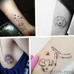 Фото Женские тату 25.08.2018 №251 - Women's Tattoo - tatufoto.com