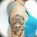 Фото Женские тату 25.08.2018 №280 - Women's Tattoo - tatufoto.com