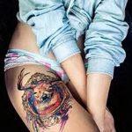 Фото Женские тату 25.08.2018 №310 - Women's Tattoo - tatufoto.com