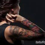 Фото Женские тату 25.08.2018 №322 - Women's Tattoo - tatufoto.com