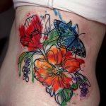 Фото Женские тату 25.08.2018 №334 - Women's Tattoo - tatufoto.com