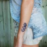 Фото Женские тату 25.08.2018 №335 - Women's Tattoo - tatufoto.com