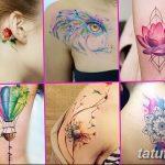 Фото Женские тату 25.08.2018 №360 - Women's Tattoo - tatufoto.com