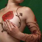 Фото Женские тату 25.08.2018 №407 - Women's Tattoo - tatufoto.com