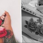Фото Женские тату 25.08.2018 №411 - Women's Tattoo - tatufoto.com