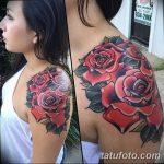 Фото Женские тату 25.08.2018 №435 - Women's Tattoo - tatufoto.com