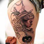 Фото Женские тату 25.08.2018 №439 - Women's Tattoo - tatufoto.com