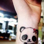 Фото Женские тату 25.08.2018 №461 - Women's Tattoo - tatufoto.com