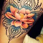 Фото Женские тату 25.08.2018 №478 - Women's Tattoo - tatufoto.com