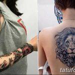 Фото Женские тату 25.08.2018 №500 - Women's Tattoo - tatufoto.com