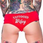 Фото Женские тату 25.08.2018 №506 - Women's Tattoo - tatufoto.com