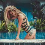 Фото Женские тату 25.08.2018 №512 - Women's Tattoo - tatufoto.com