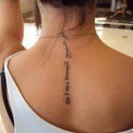 Фото Женские тату 25.08.2018 №513 - Women's Tattoo - tatufoto.com